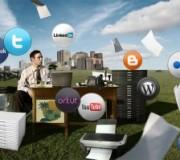 redes sociais erros