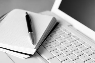 escrever artigos