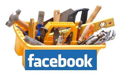 ferramentas facebook