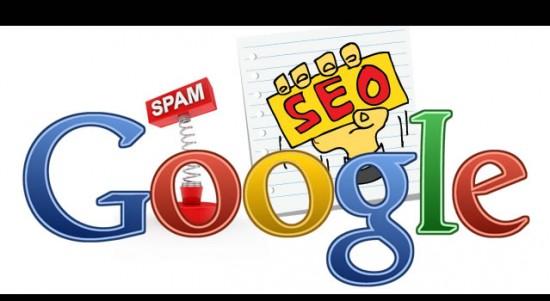 google spam