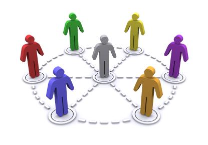 network pessoas