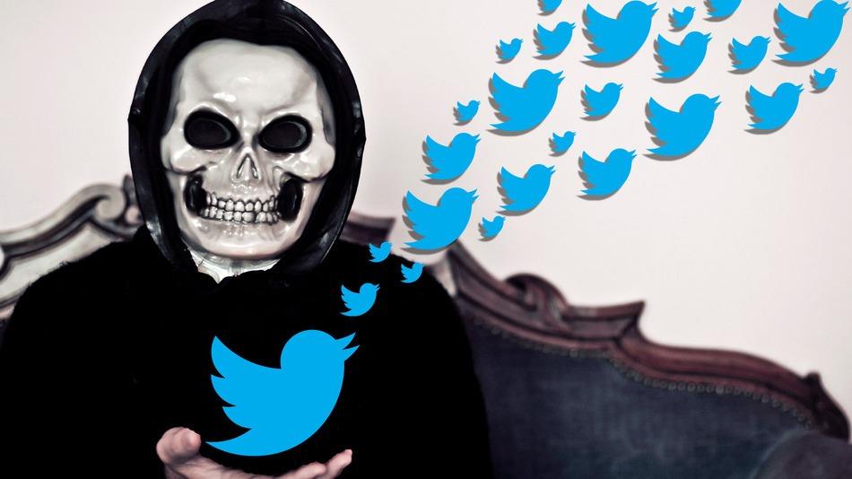 twitter morreu