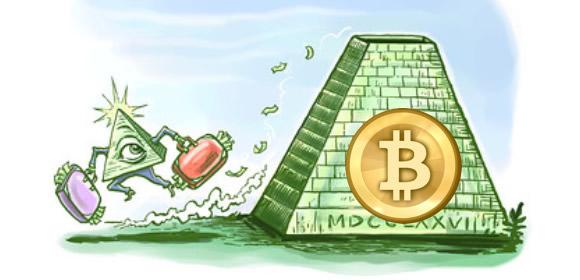 piramide bitcoin