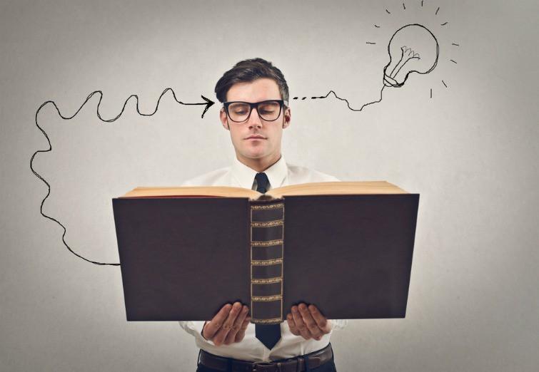 empreendedor estudioso