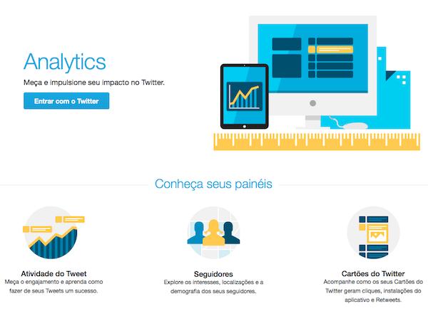 ferramenta twitter analytics