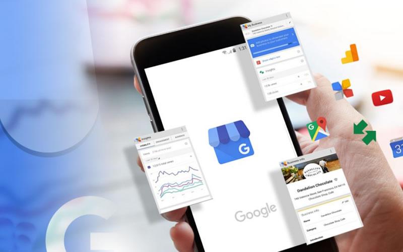 app google meu negocio